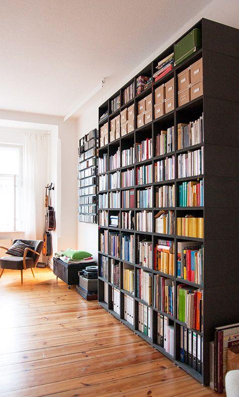 Regalsystem Bücher modulares regalsystem für bücher in schwarz bücherregal stocubo
