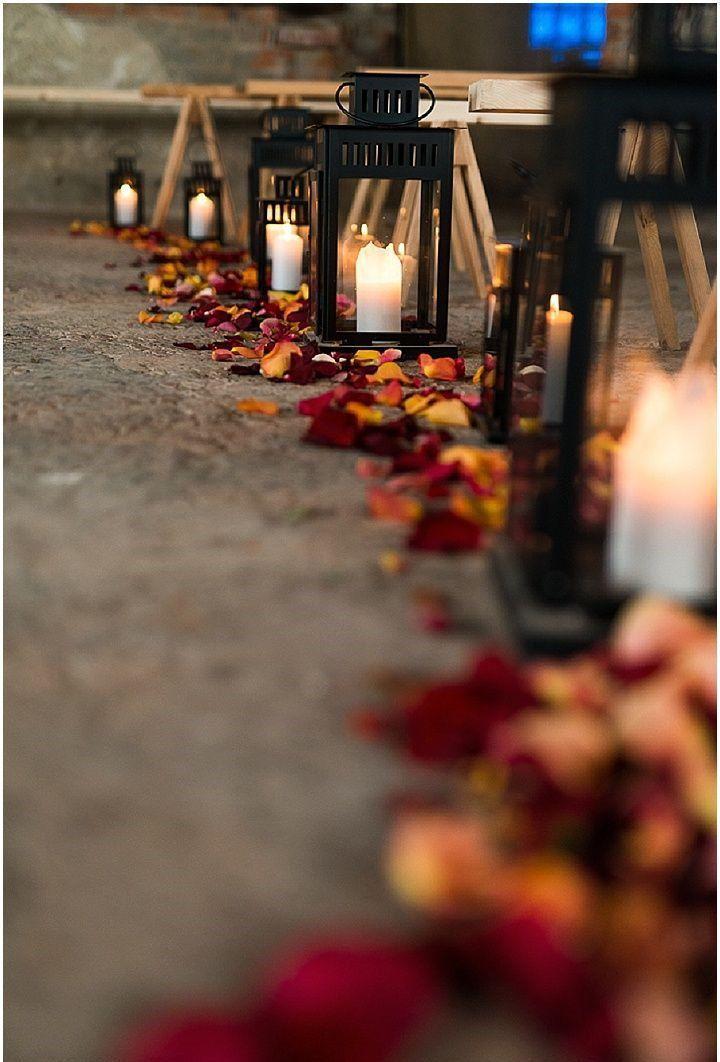 33 Hochzeit Gangdekorationen im Herbst, die Sie umhauen werden!   – Best of Bridal Blogs
