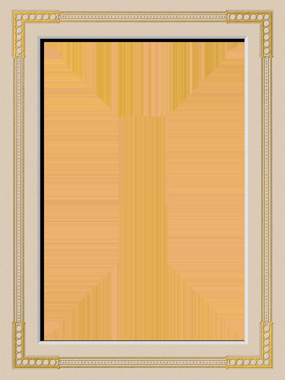 Presentation Photo Frames: Tall Rectangle Mat, Style 01
