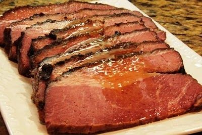 Smoked Corned Beef Brisket Recipes 1 Pinterest Smoked Corned