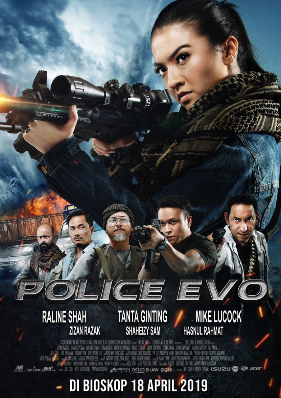 Polis Evo Pencuri Movie In 2021 Movies Evo Movie Posters