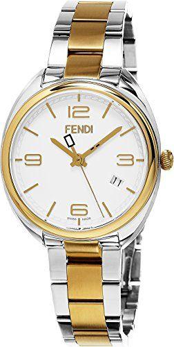 Fendi Women S Momento Swiss Quartz Stainless Steel Dress Watch