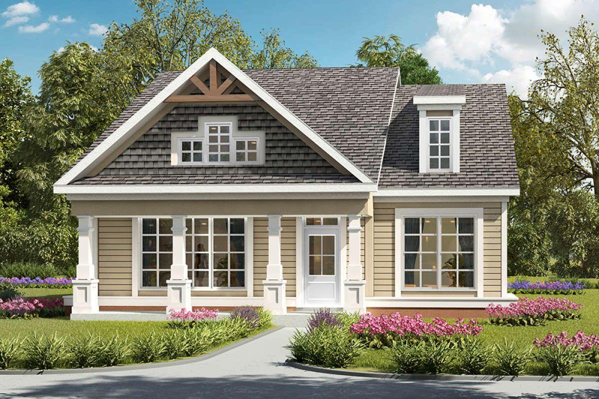 House Plan 6082 00120 Craftsman Plan 1 771 Square Feet 3 Bedrooms 2 Bathrooms In 2020 Craftsman House Craftsman House Plans Small Craftsman House Plans
