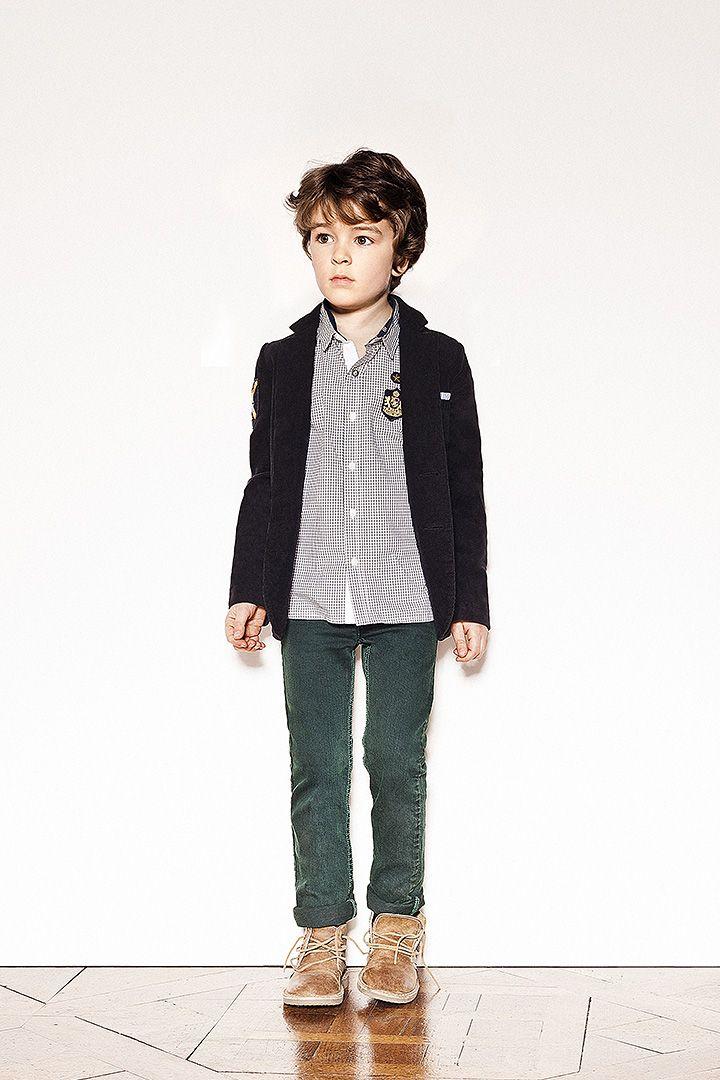 bc952d76ef5e5 Prêt-à-porter enfant : look hiver ikks garçon | B ...