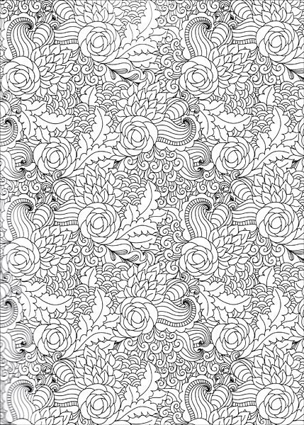Extreme Wonders Color Art From Knitpicks Com Knitting By Leisure Arts On Sale Flower Coloring Pages Coloring Pages Coloring Books