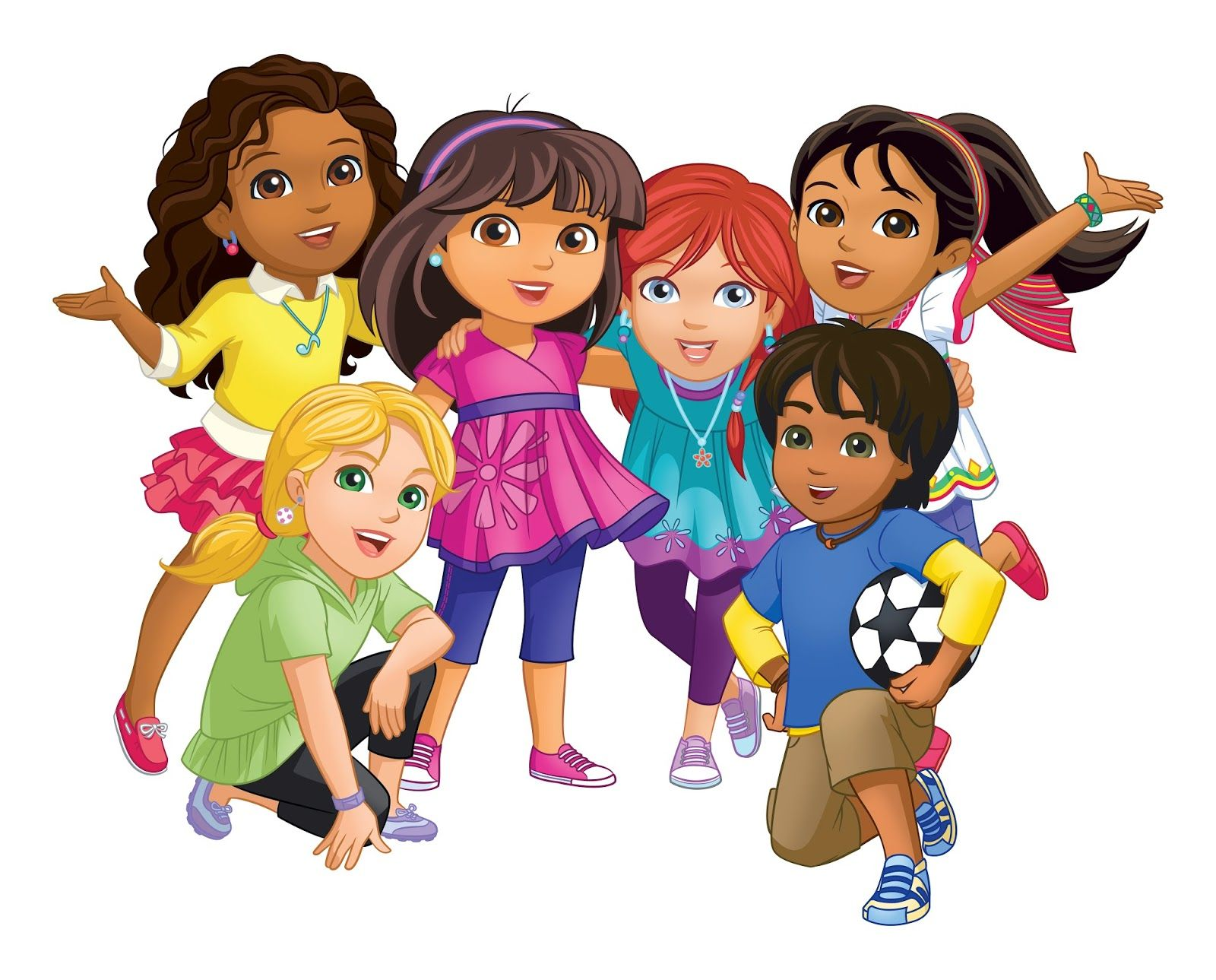 Nick Jr Asia To Premiere Dora And Friends Into The