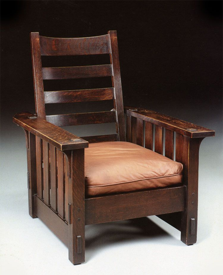 Ch 18 Shingle Style and American Arts and Crafts Craftsman armchair by Gustav Stickley & Shingle Style and American Arts and Crafts | Gustav stickley ... islam-shia.org