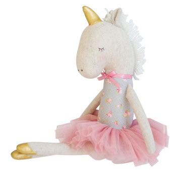 poupee licorne idee cadeau bebe fille unicorn doll baby. Black Bedroom Furniture Sets. Home Design Ideas