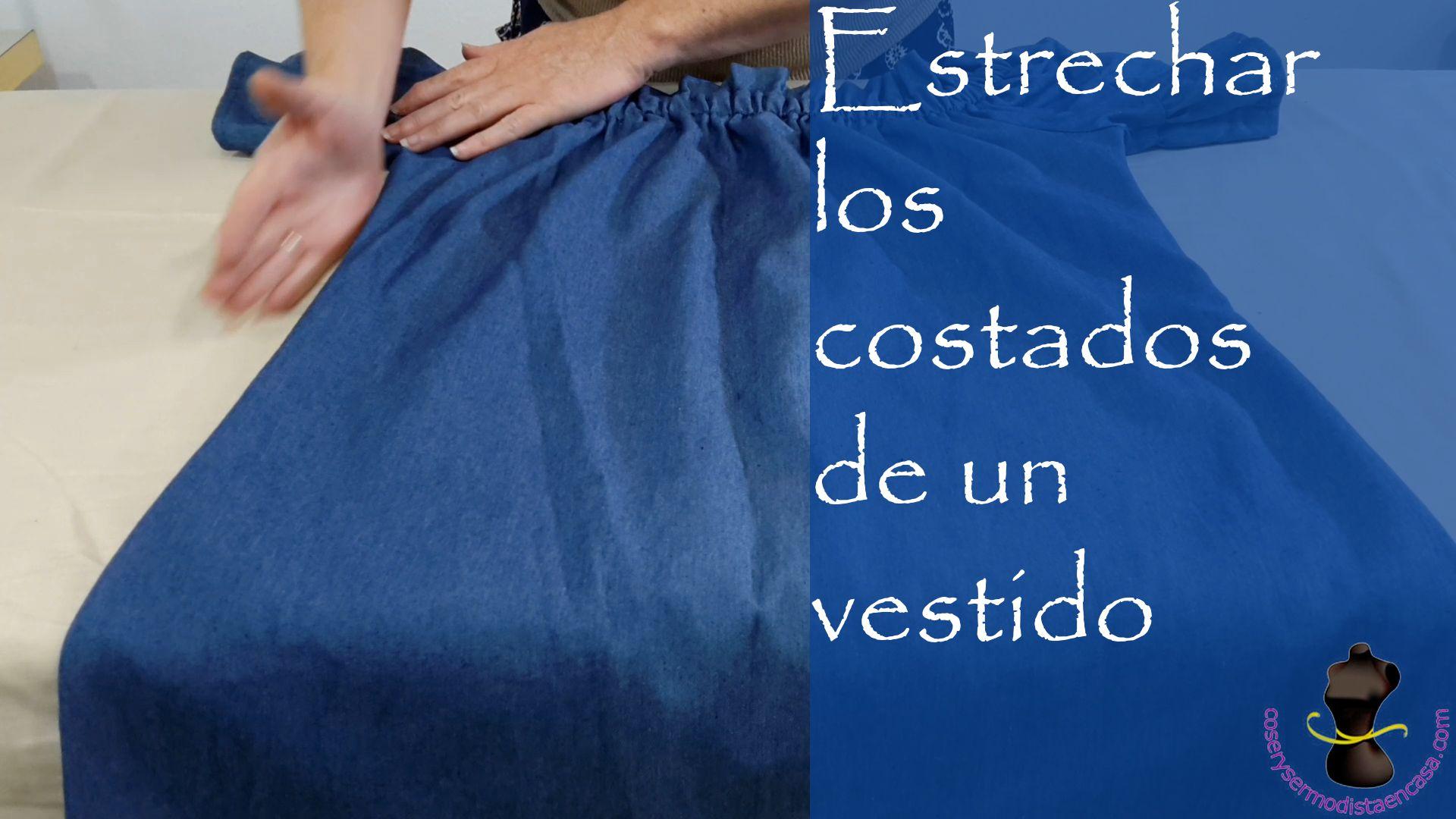 The A Vestido Take De How To Un Estrechar Of Costados In Los Sides xoEdeQrCBW
