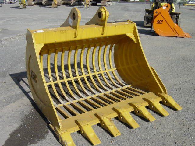 Tracks Pads & Buckets - Australian made excavator buckets