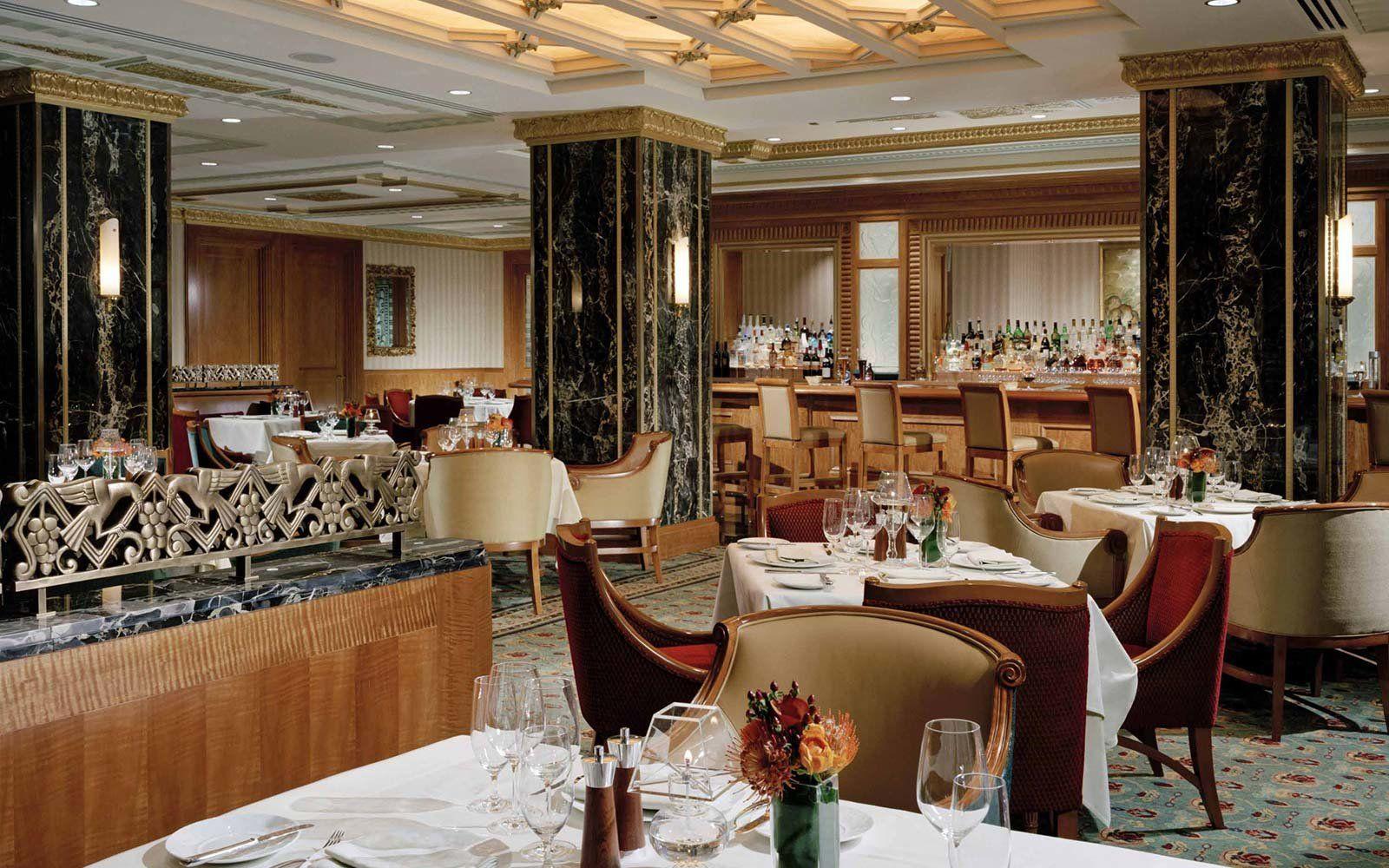12 Of The World S Most Iconic Hotel Bars Hotel Bar Waldorf Astoria Astoria New York