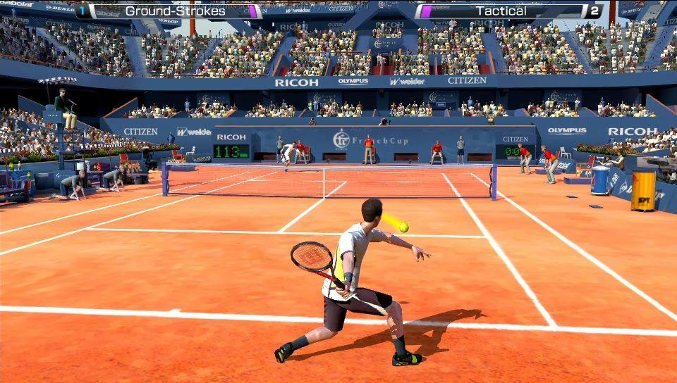 Virtua tennis 4 (2011) pc | механики скачать торрент бесплатно.