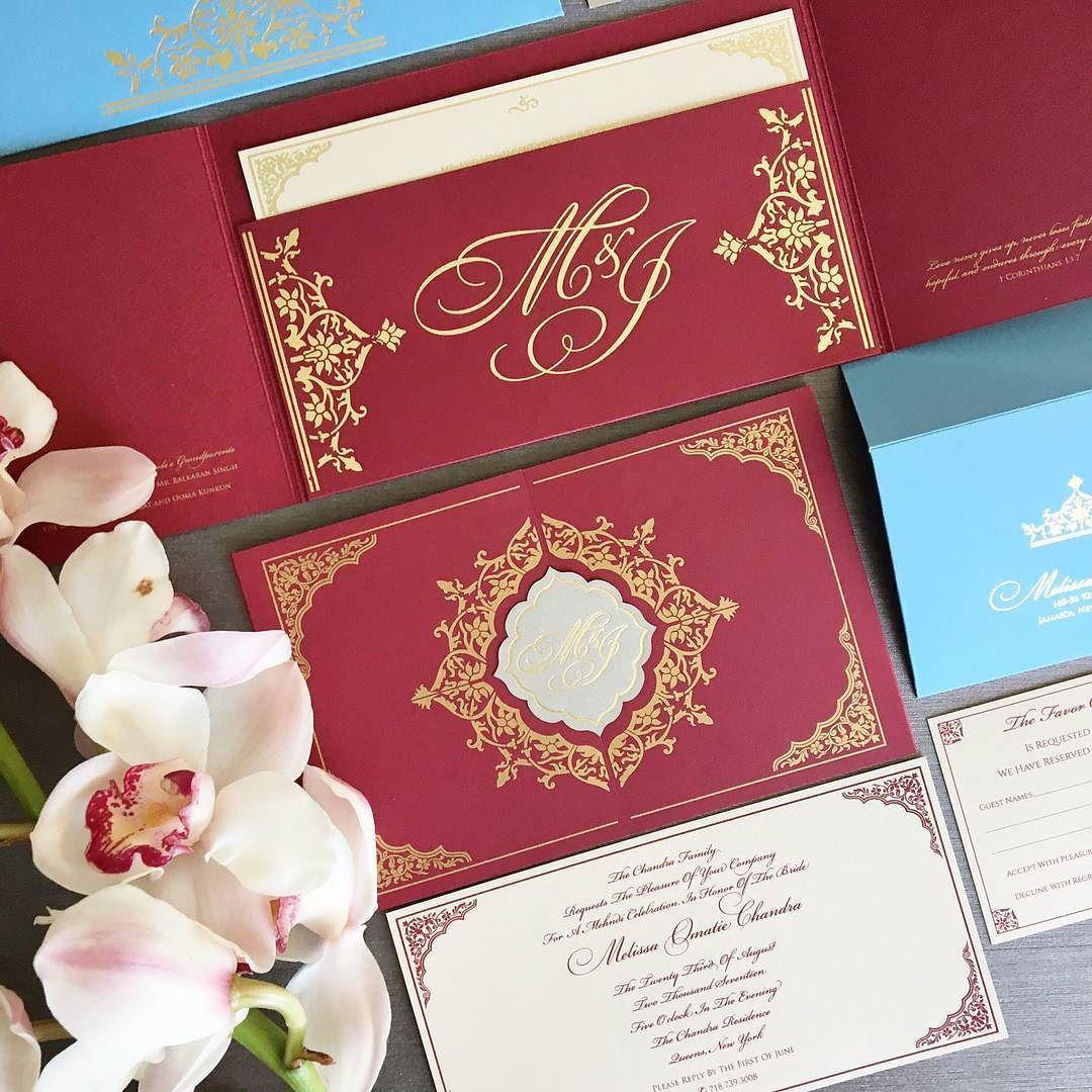 For Melissa & Jonathan\'s Hindu- Catholic fusion wedding - I created ...