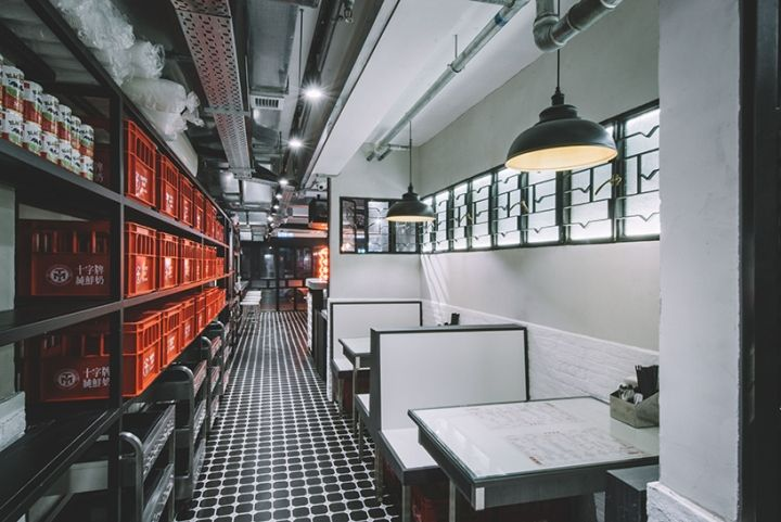 Lovely Cross Café By Studio UNIT, Hong Kong » Retail Design Blog