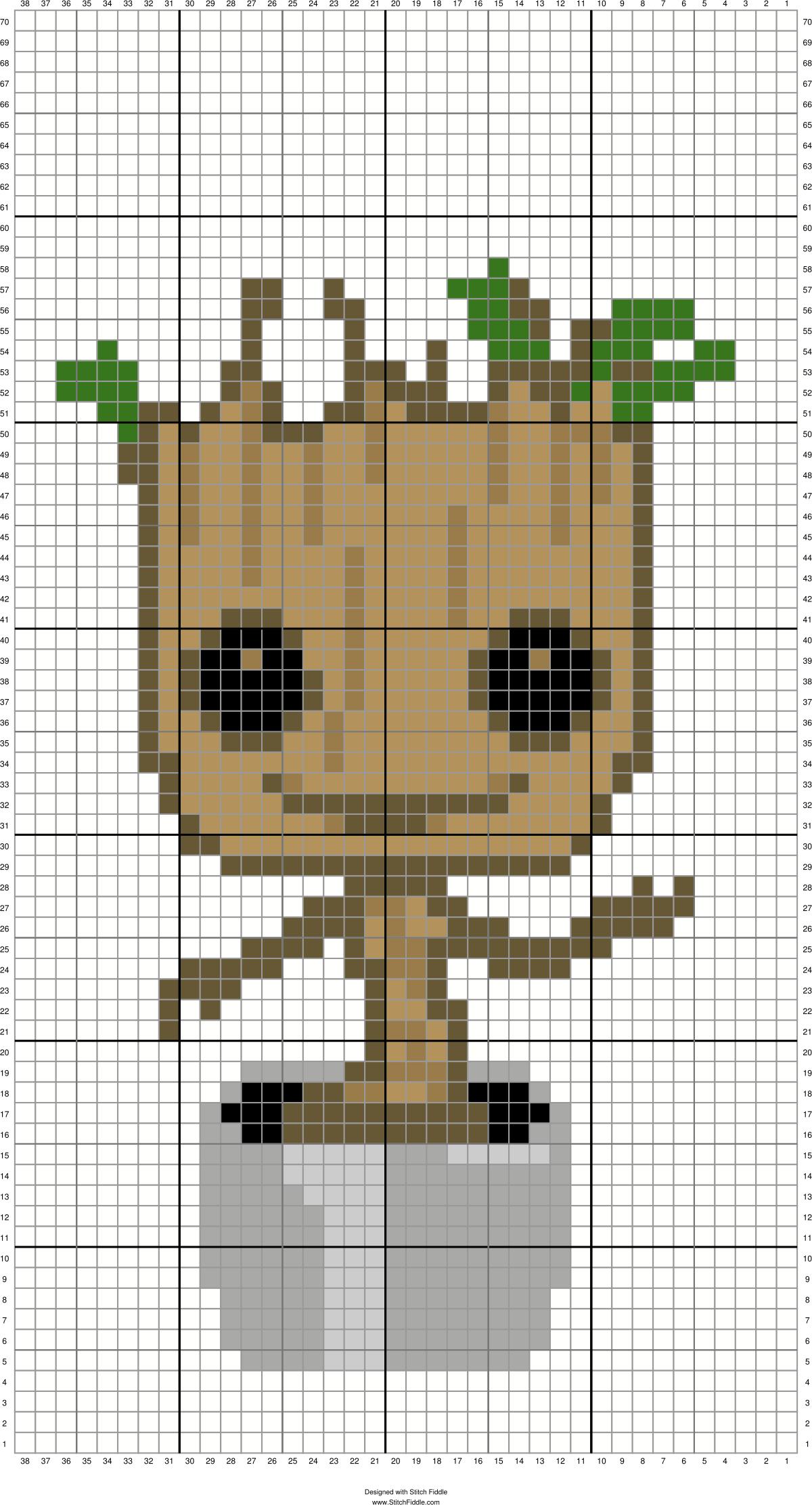 C2c Blanket Maker Crochet Pattern