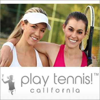 $39 for Four Tennis Lessons or $59 for Eight Tennis Lessons Plus Free Racquet. #sandiego #tennis