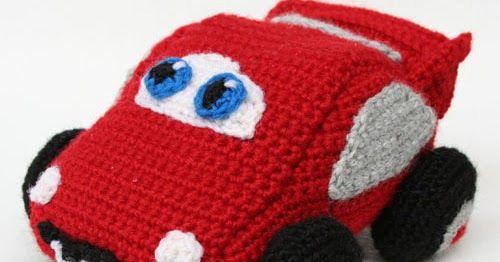 Amigurumi Patterns Cars : Macchina cars amigurumi hobby uncinetto uncinetto crochet