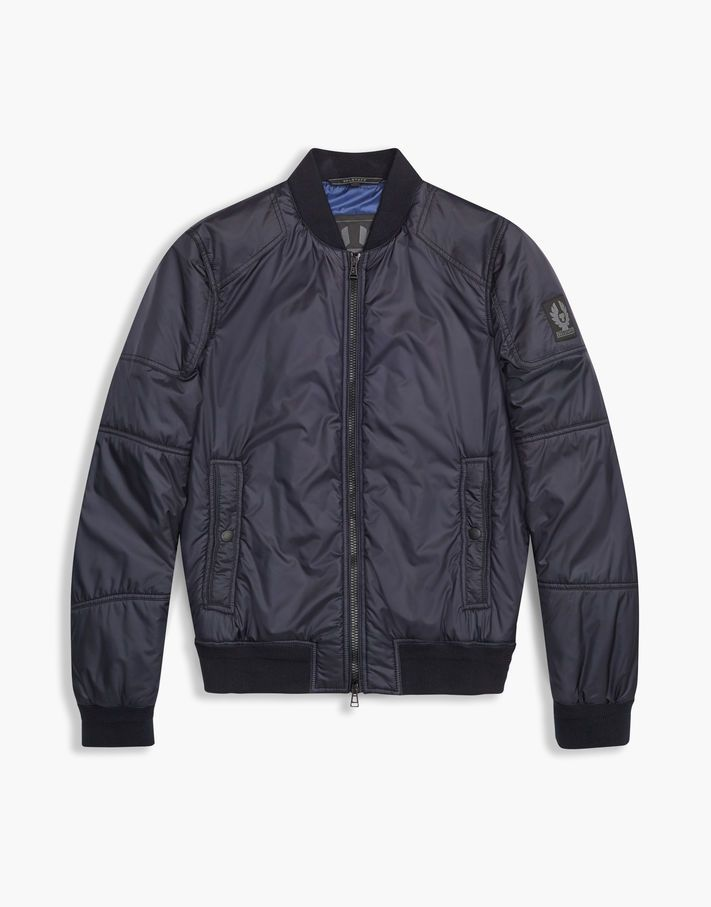 e4e96116401 Stonefield Blouson Jacket. This sporty jacket is crafted from lightweight  and water-resistant high-density nylon making it a reliable choice  throughout the ...