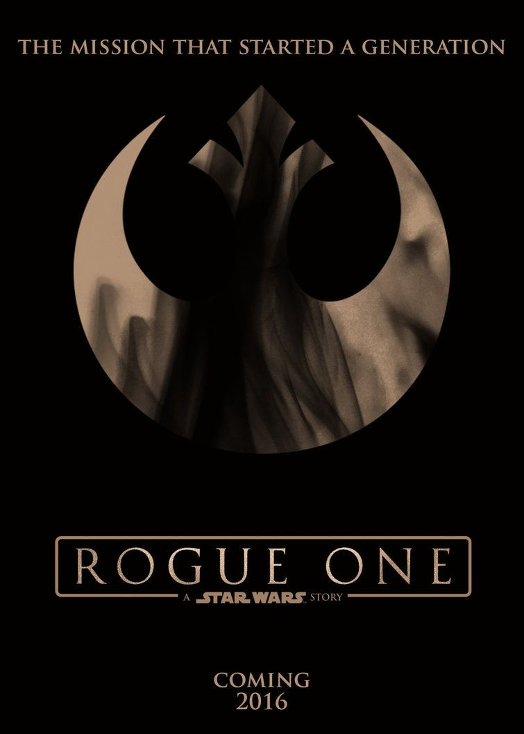 Star Wars Rogue One poster artwork