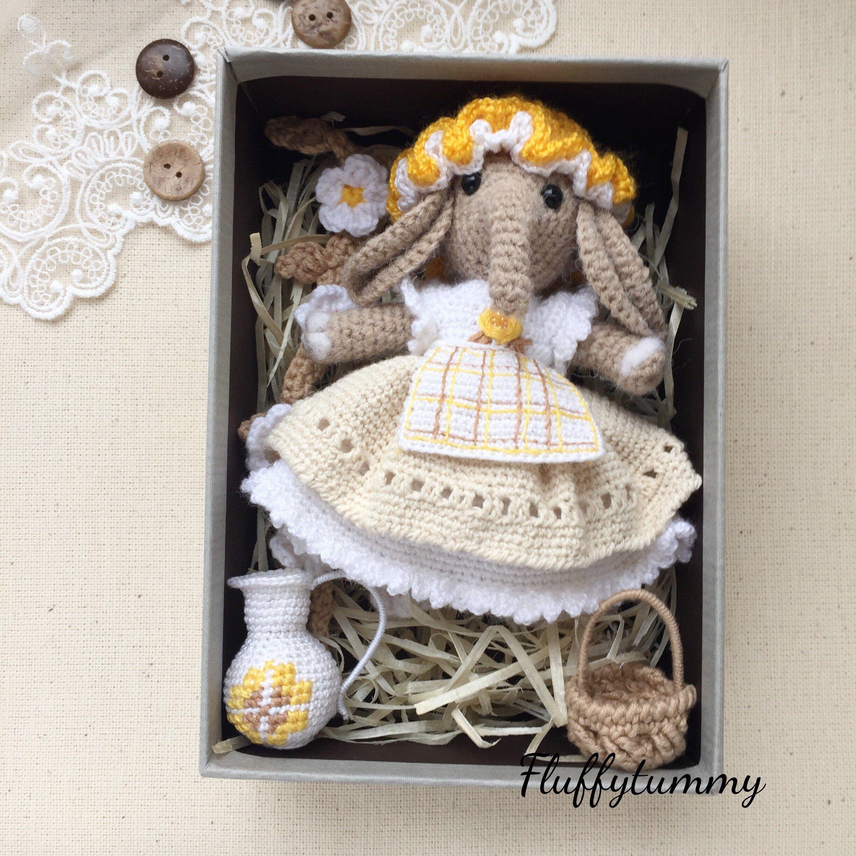 baby girl rug, crochet elephant carpet   Crochet elephant, Animal ...   2448x2448