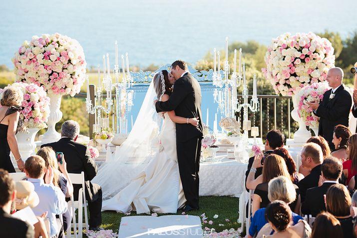 Trump National Golf Club Los Angeles Wedding Location Ocean Views Venue Rancho Palos Verdes CA 90275