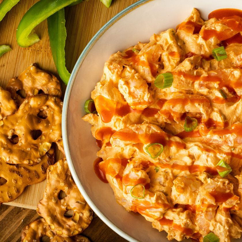 Buffalo Shrimp Dip Recipe | Frank's RedHot US