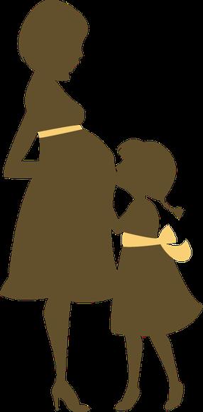 Grávida e bebê - Minus                                                                                                                                                                                 Mais