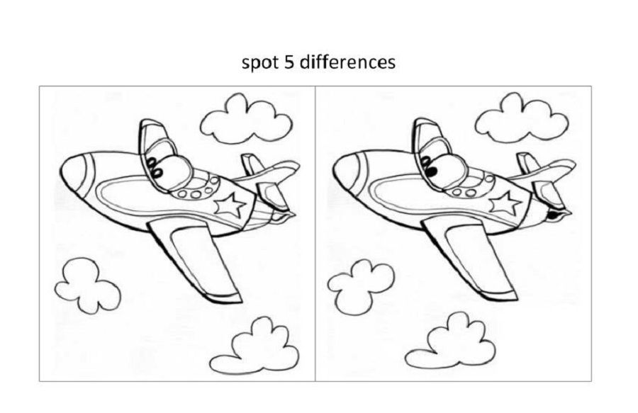 kids spot coloring pages - photo#23