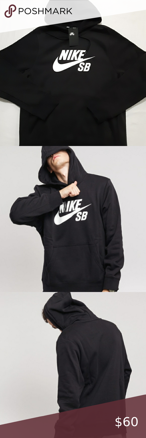 Predownload: Nike Sb Mens Hoodie Sweatshirt Black White Mens Sweatshirts Hoodie Hoodies Men Sweatshirts Hoodie [ 1740 x 580 Pixel ]