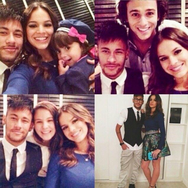 neymar and bruna marquezine | N€ymar | Neymar, Neymar jr ...Bruna Marquezine And Neymar