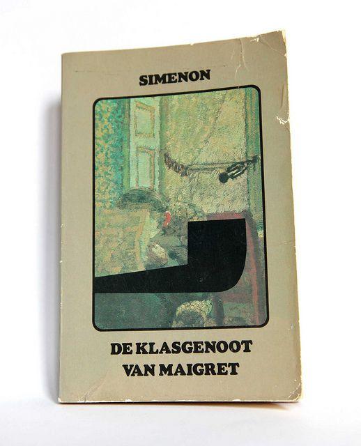 DE KLASGENOOT VAN MAIGRET