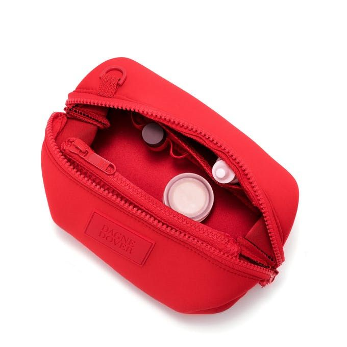 4ef168d8a3 The Hunter Toiletry Bag - Poppy - Small Dagne Dover