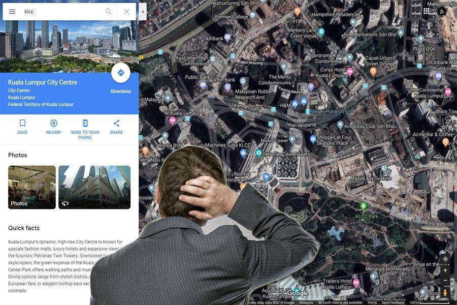 Masalah Re Routing Google Maps Waze Relaks Lah With Images Tips Blog Google Maps