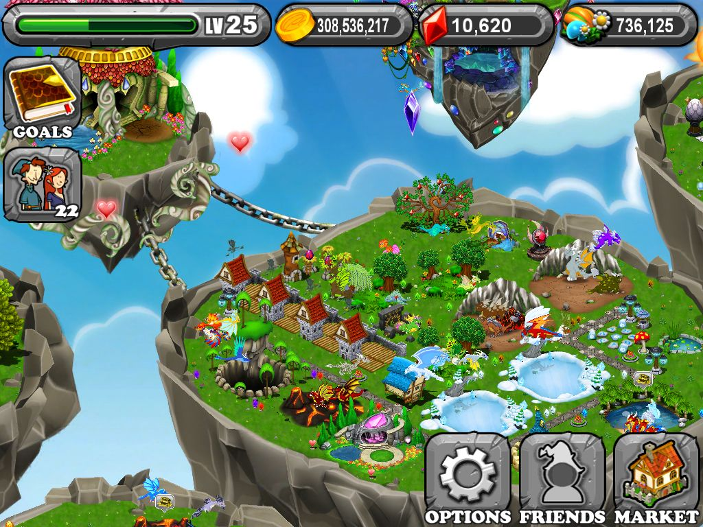 Dragonvale Great apps, Dragon, Disney