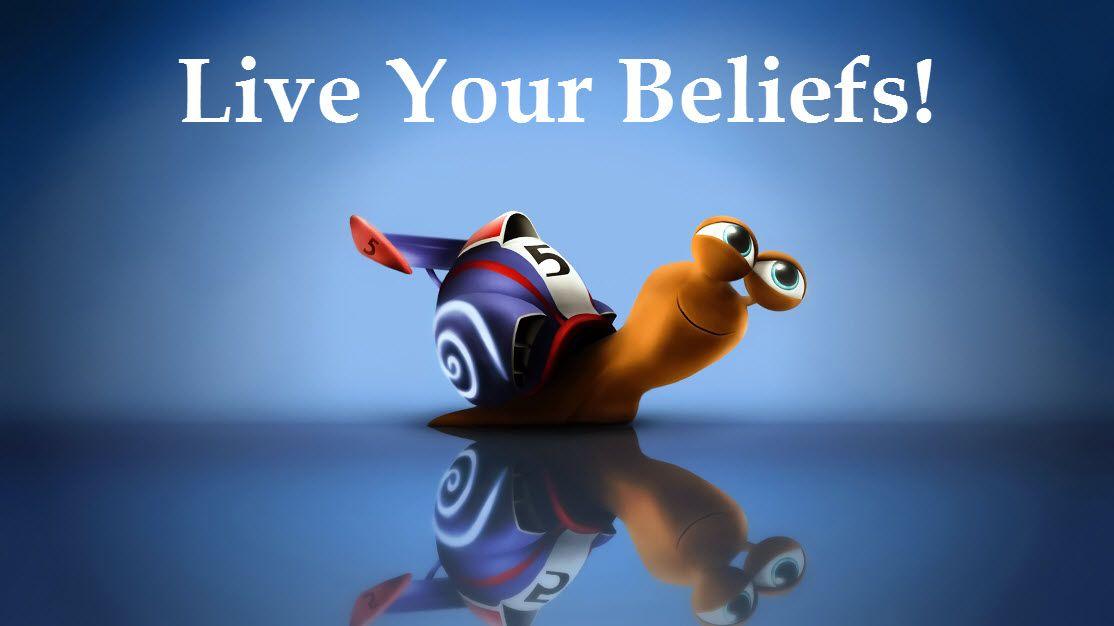 Live Your Beliefs Cartoon Wallpaper Hd Cartoon Wallpaper Hd