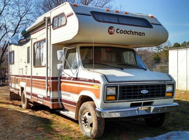 1984 Coachmen Class C Motorhome | Flisol Home