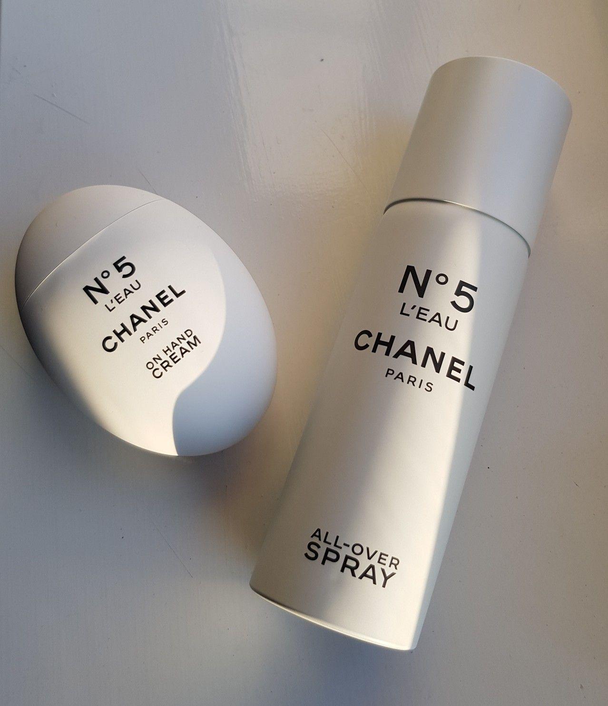 175da5a60c Chanel No.5 L'eau Hand Cream & Body Mist | Health in 2019 | Chanel ...