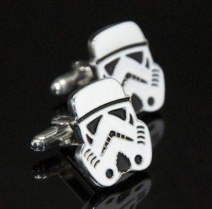 Star Wars Cufflinks Wedding Groomsmen Gift For Men