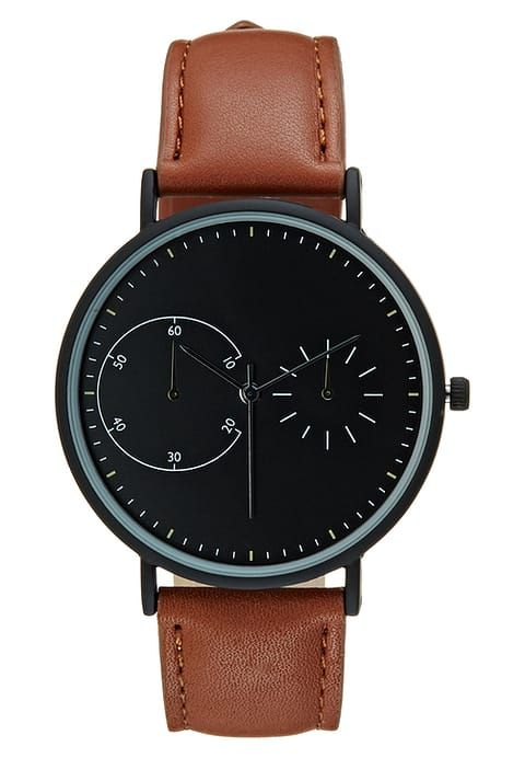 KIOMI Watch - brown for £26.39 (01/05/17) with free delivery at Zalando