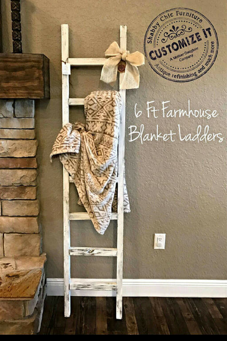 Check Out This Beautiful Rustic Wooden Blanket Ladder I Always Love The Look Of These In Homes It S So Cozy Looking And Home Decor Decor Handmade Home Decor