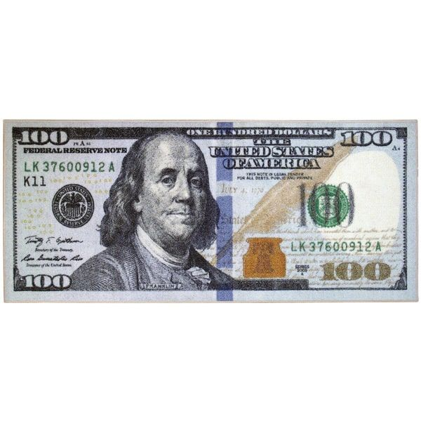 Overstock Com Online Shopping Bedding Furniture Electronics Jewelry Clothing More Rug Runner 100 Dollar Bill Dollar