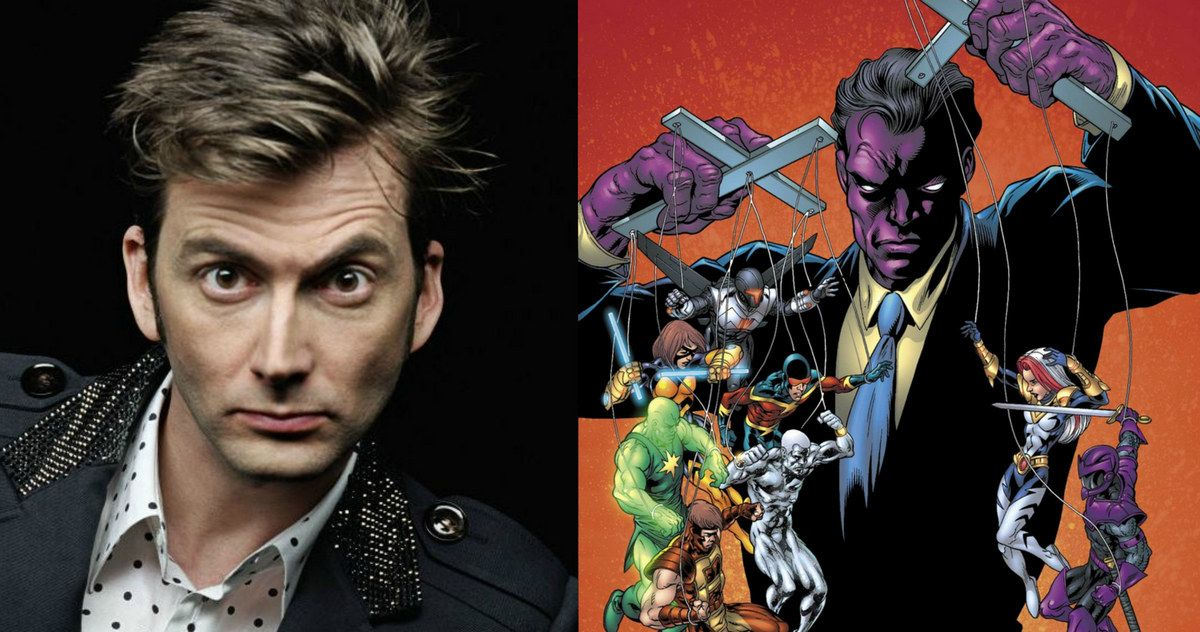 'Jessica Jones' Gets David Tennant as Villain Purple Man -- Former 'Doctor Who' star David Tenant has joined the cast of Marvel's 'Jessica Jones' Netflix series as the villainous Kilgrave. -- http://www.movieweb.com/marvel-jessica-jones-netflix-series-david-tennant-kilgrave