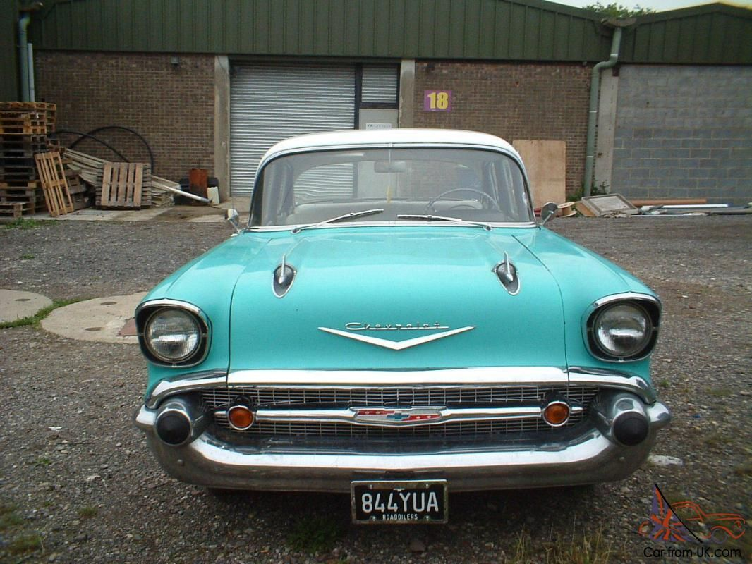 1957 CHEVY 350 V8 solid genuine californian car for sale | 57 ...