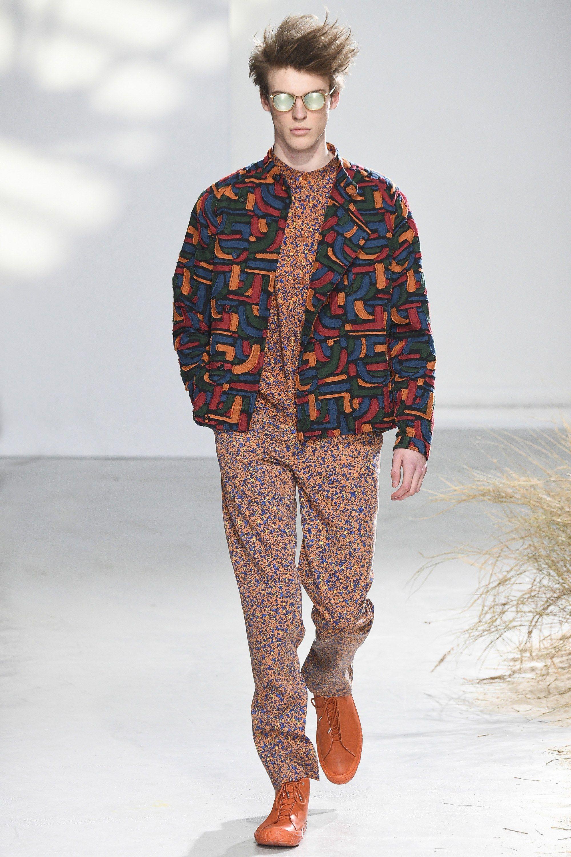 Issey Miyake Fall 2016 Menswear Fashion Show - Vogue