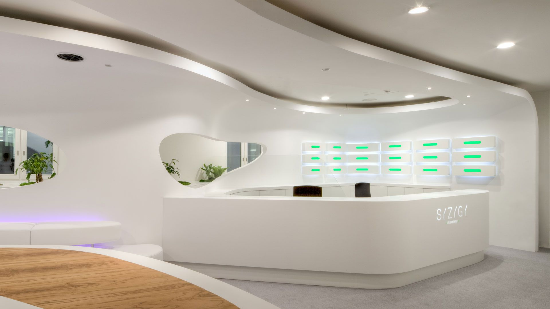Raumgestaltung frankfurt 3deluxe interior syzygy office for Raumgestaltung ramm