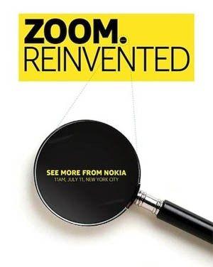 Nokia invita a evento en el que mostrará su 'zoom reinventado'.