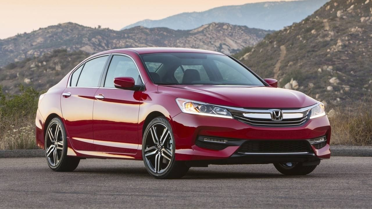 2016 Honda Accord Msrp