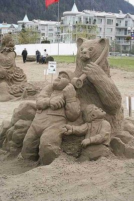 World's Most Amazing Things: Sand Sculpture Art - Amazing, Beautiful, Stunning and Unique Sand Art