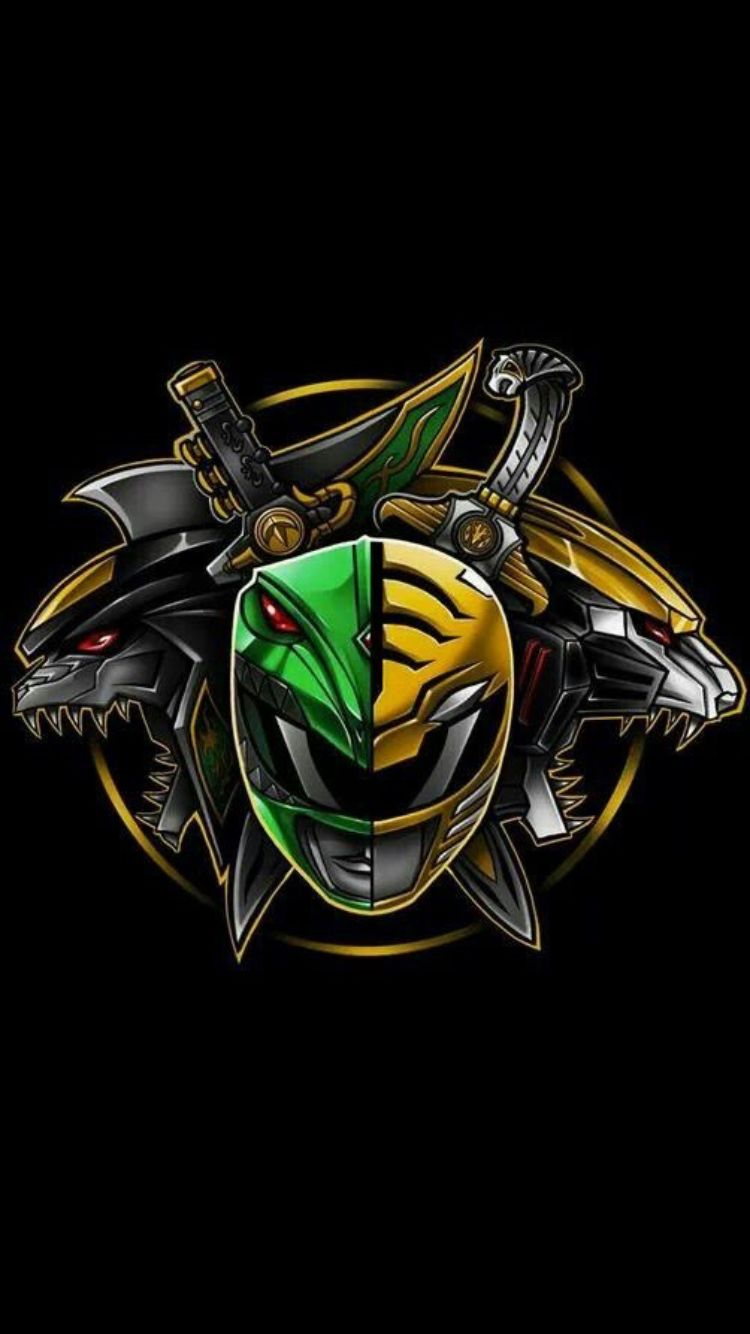 green ranger and white ranger wallpaper | cameras and accessories