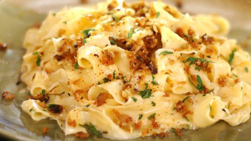 Recipe for tinapa pasta